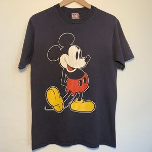 Vintage 90s Mickey Mouse disney designs size M